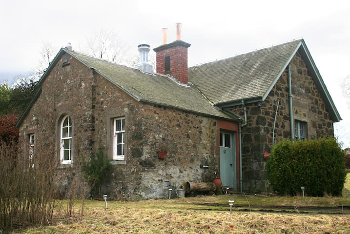 Gean Tree Cottage, Fingask Castle, Rait, Perth - Rait - Дом
