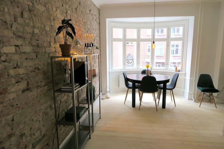 Charming apartment next to the waterfront - Copenhagen - Apartemen