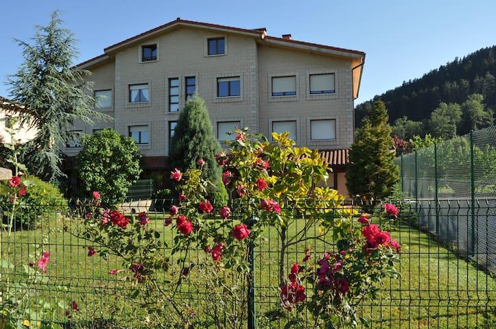 Casa en un valle con encanto - Respaldiza - Dom