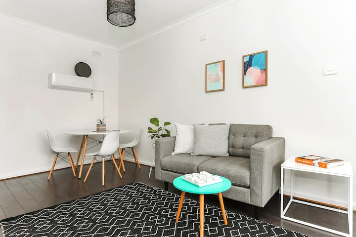 NEW Trendy central apartment mins from city - Rose Park - Apartmen