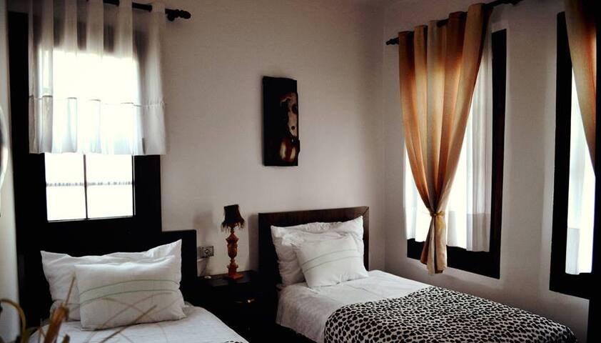 Hotel Belgrad Mangalem 205 - Berat