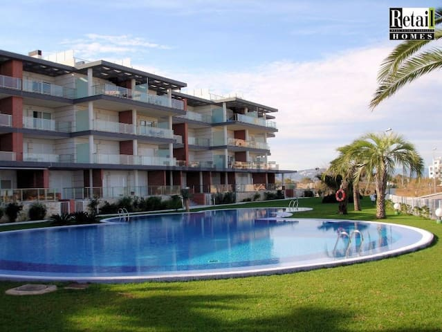 Apartment in residential area Oliva Nova Golf - Oliva - Leilighet
