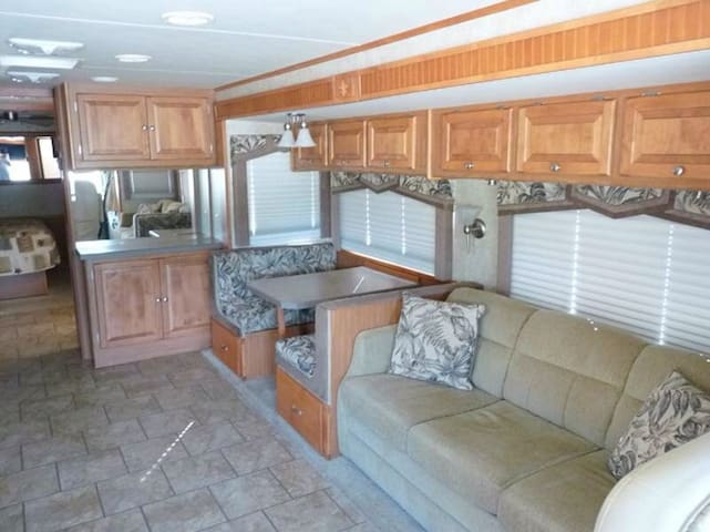 Privacy in an RV in Clear Lake City - Houston - Autocaravana