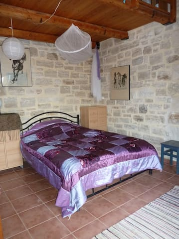 Owl House = Music Retreat (Crete) - Alikianos - Rumah
