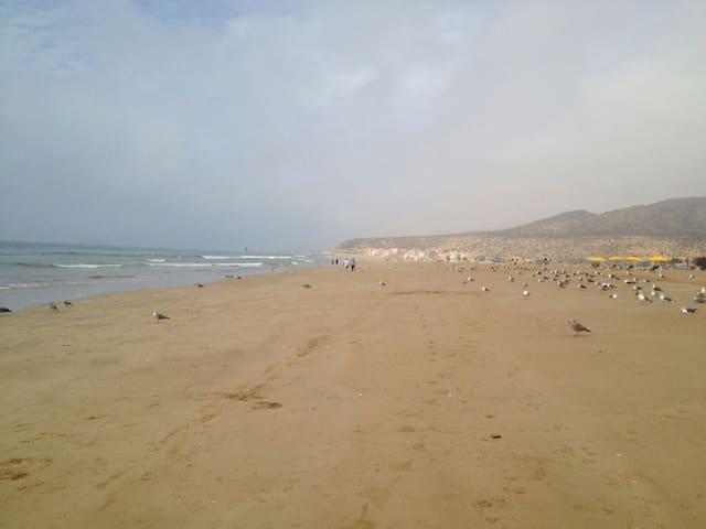 Appartement sur la plage - Imi Ouaddar - Departamento