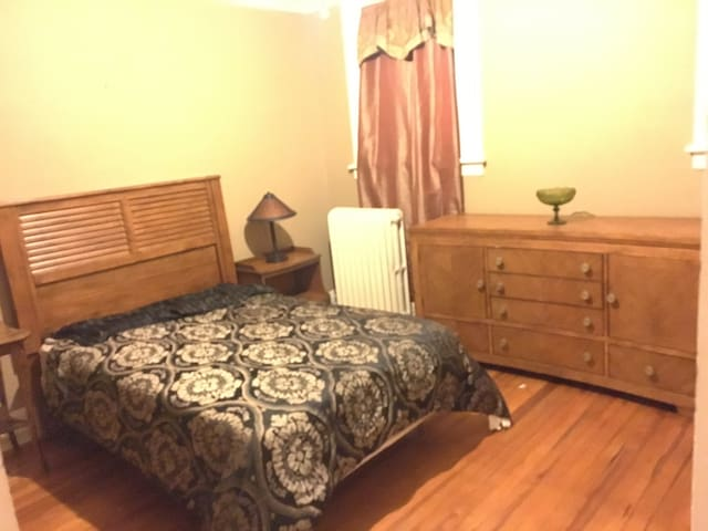 Large and bright room - Plainfield - Lägenhet