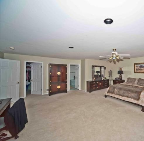 Clean, comfortable, & Luxurious. Great Location! - Manalapan Township - Σπίτι