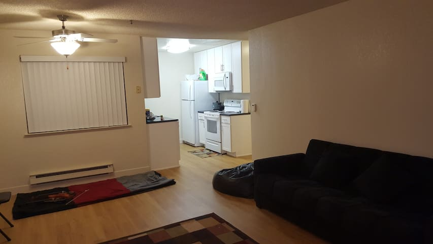 1bed 1bath apt availbl in UnionCity - Union City - Huoneisto