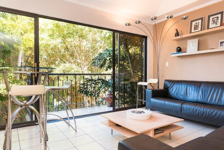 Exclusive Apartment, peaceful area. - Escazu - Apartemen