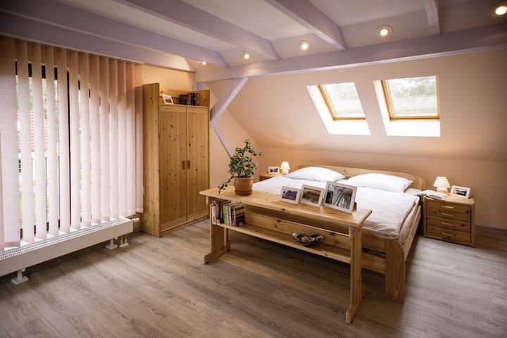 Gemütliche 1 Zimmer Wohnung Seenähe - Zossen - Hus