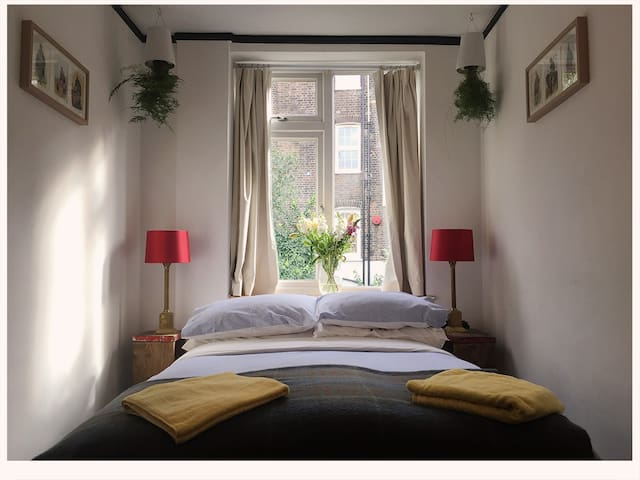 Charming double room in Victoria - Londres - Maison de ville