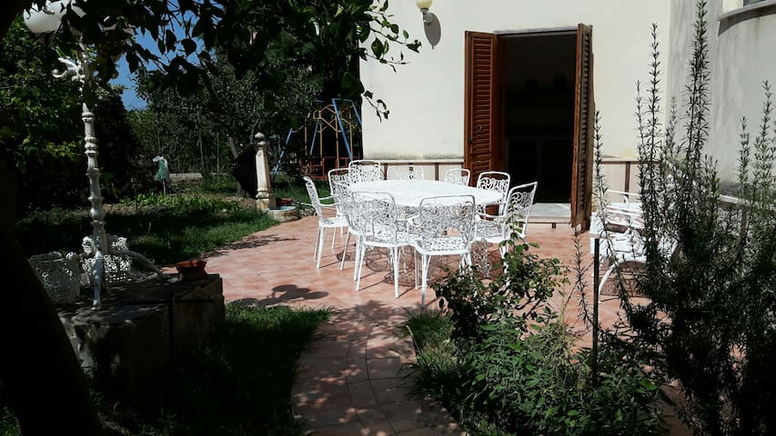 Appartamento in villa a 10min da Capo d'Orlando - Torrenova - Casa
