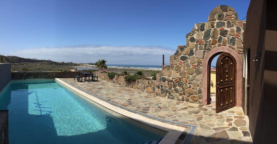 Baja Retreat Stunning Ocean Views - La Misión