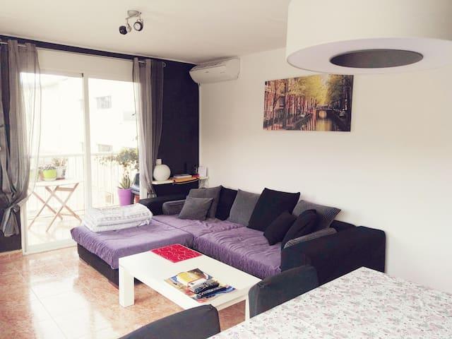 Habitación a las puertas de la Sierra Espadán - La Vall d'Uixó - Appartement