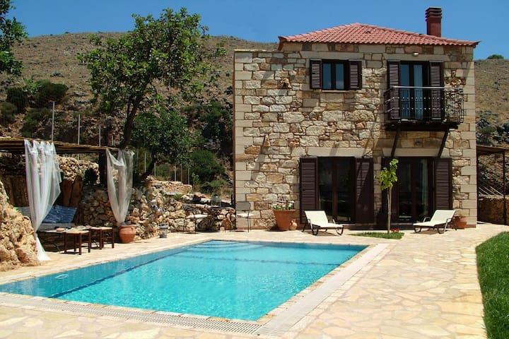 Experience villas Katerina sea view - Georgioupoli - Villa