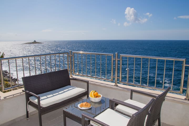 Exclusive Seafront Penthouse - Хвар - Квартира
