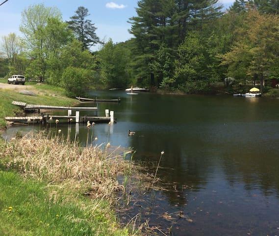 Brant Lake Camp - Brant Lake - Casa