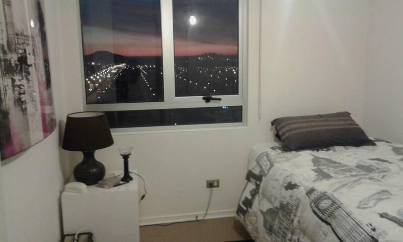 Habitación muy cómoda. - concepción, talcahuano.