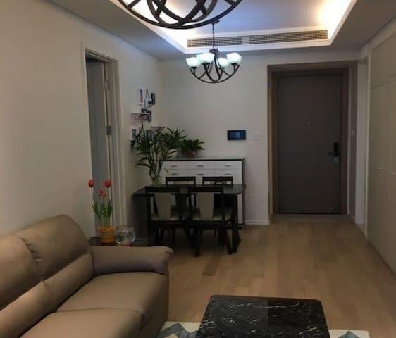 温馨家园 - Tai'an - Apartamento