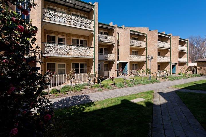 Arygle Apartments 2 bdrm - Canberra - Reid - Apartament