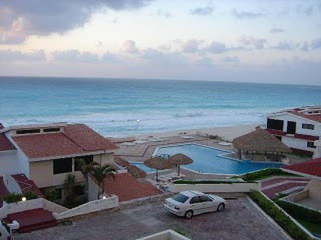 Cancun Department of tourism in the beach - Cancún - Kondominium
