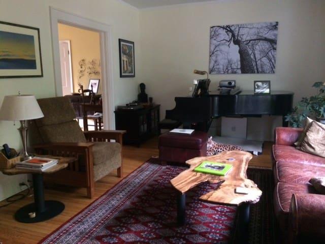 Film Location, TV, Commercials - Hudson RiverTown - Ossining - Hus