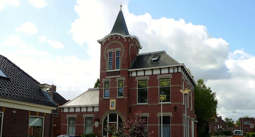 B&B Raadhuis Kloosterburen - Kloosterburen - Slott