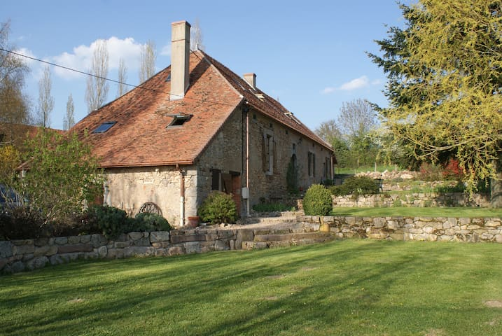 17th century Farmhouse - Cressy-sur-Somme - 一軒家