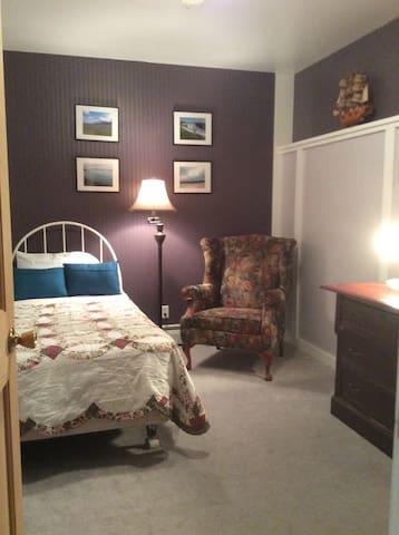 DaCy Meadow Farm: Lilac Room - Westport - Bed & Breakfast