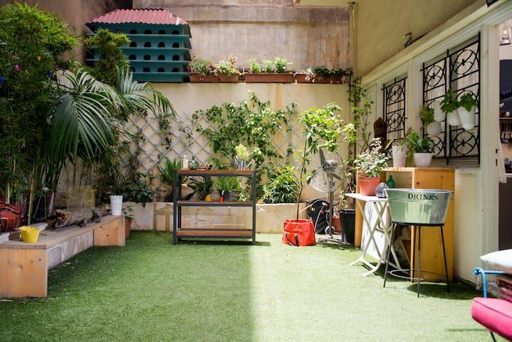 MarMikaMyLove Loft+Garden - Mar Mikhael - Hus