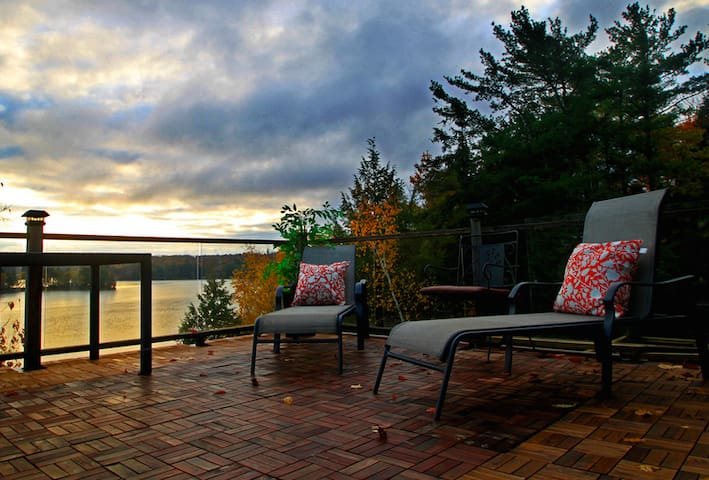 Luxury Muskoka Cottage - Rosseau - Casa