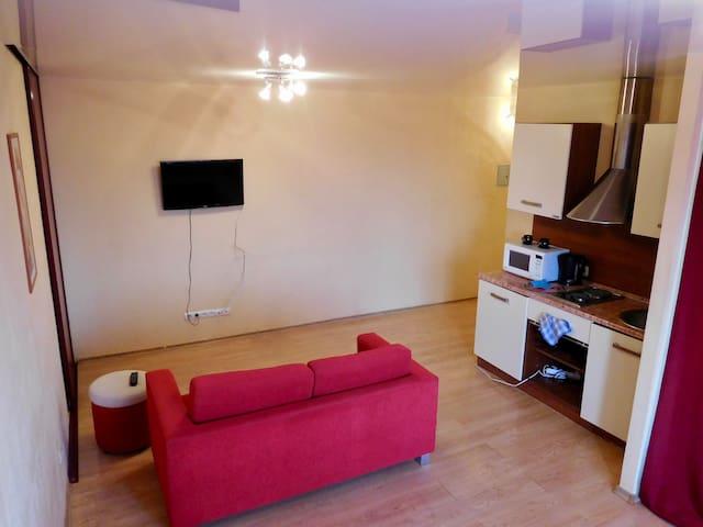 Уютная квартира с дизайнерским ремонтом - Izhevsk - Apartmen