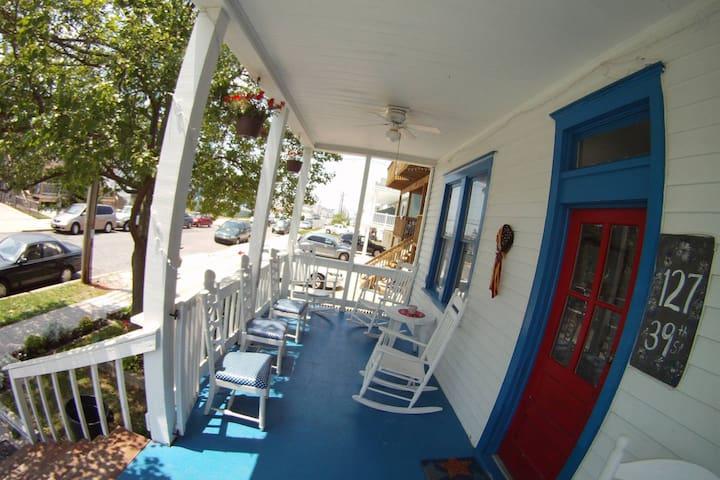 DiGenni's Centennial Guest House- Room #5 - Sea Isle City - Casa de huéspedes
