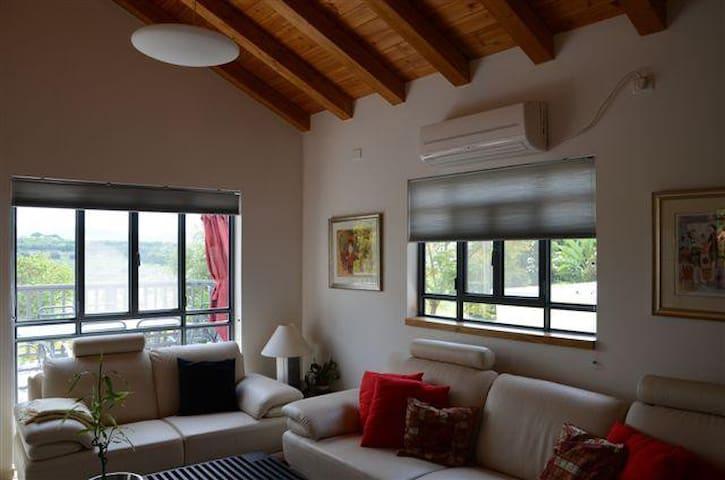 luxury zimmer in kochav yair - Kokhav Ya'ir Tzur Yigal - Lägenhet