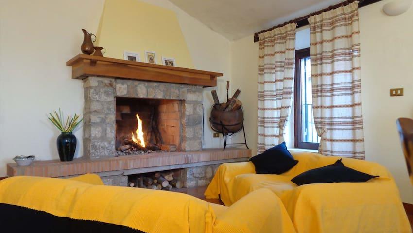 La Soffitta di Annetta - Trivigliano - Huis