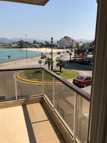 Bayona en primera línea de playa - Vigo - Apartemen