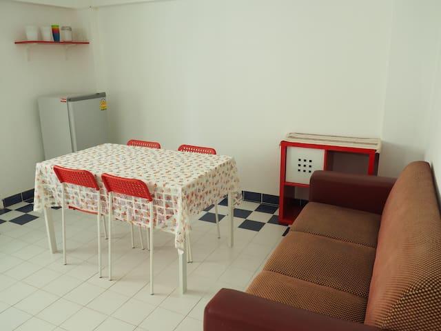 Two-Room Apartment on Lat Phrao Rd - Bangkok - Appartamento