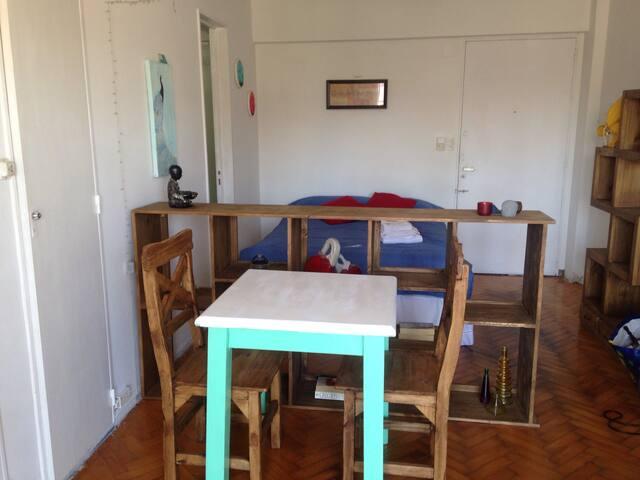 Excellent Studio Apartment in Recoleta - Buenos Aires - Appartement