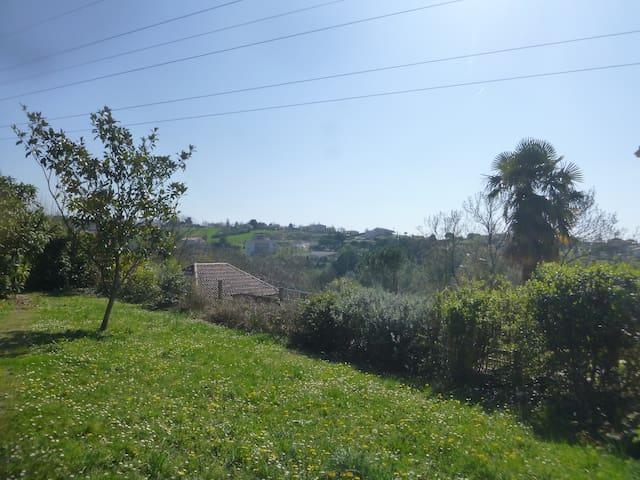 Beau T1 calme et lumineux, aux portes de Toulouse - Vieille-Toulouse - Apartamento