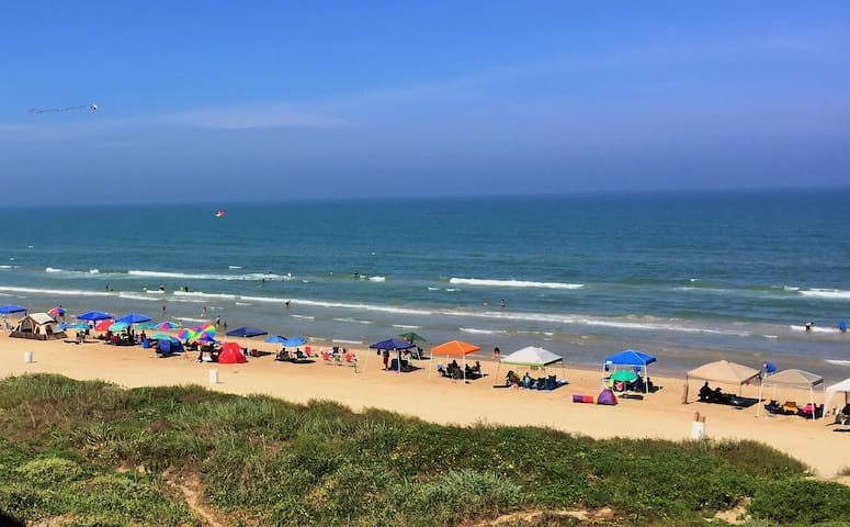 Beachfront! STUDIO - Awesome deal! Super NICE! - South Padre Island - Appartement