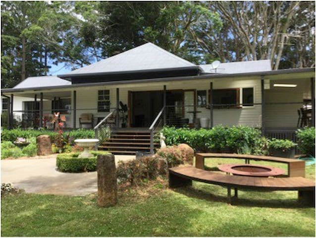 Stylish Cottage on Alstonville Farm - Lynwood - Hus