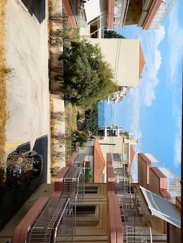 Cheap modern Apartment - Paralio Astros - Lägenhet