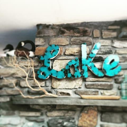 Magical 3 bedroom Lake House on Monomonac Lake - Rindge - 一軒家