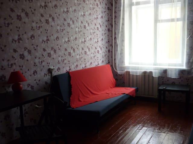 Комната в Пушкине рядом с Екатеринским парком - Pushkin - Hus