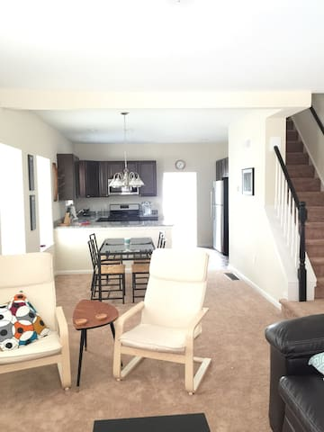 3BR Outside Philly-Close to train! - Norristown