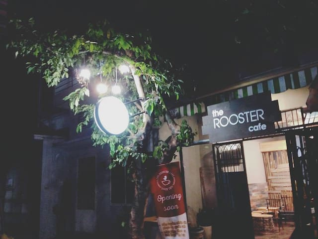 Rooster 1-home away from home, near Airport, Etown - Tân Bình