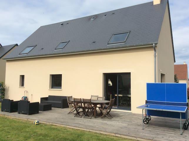 Maison à 5 minutes de la plage - Hermanville-sur-Mer - Ev