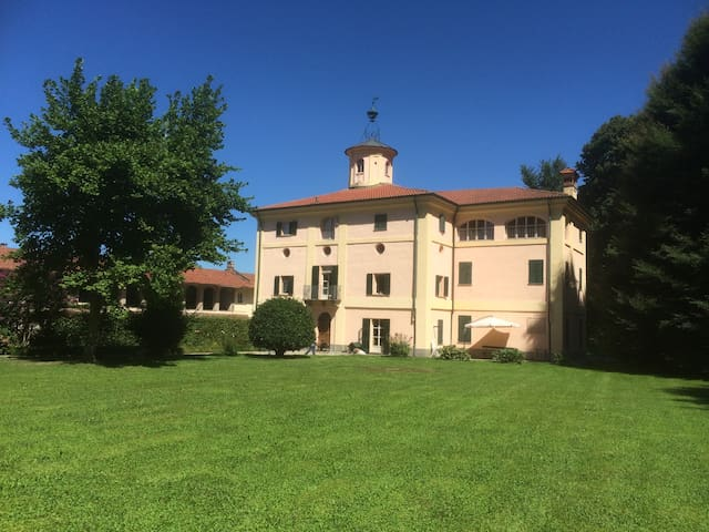 Villa Santa Rosa - Lagnasco - Villa