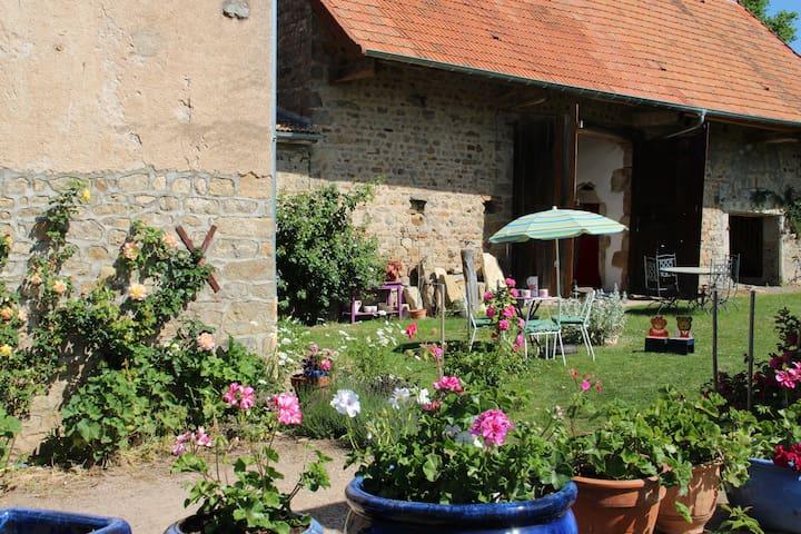 Paradise in Southern Burgundy - Saint-André-le-Désert - Ev
