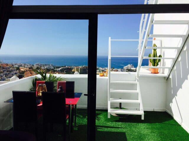 Tenerife south exclusive Wi-Fi free - Adeje - Leilighet